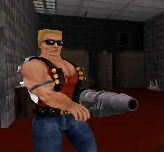 Duke Nukem - I'm lookin' good!