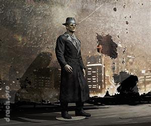 Улучшить костюм серебряного плаща fallout 4